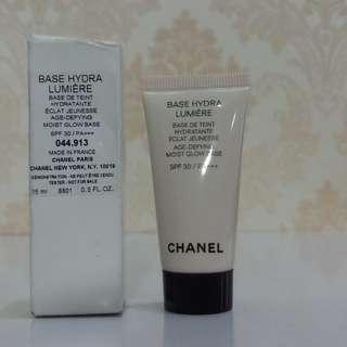 Chanel loose powder dan primer