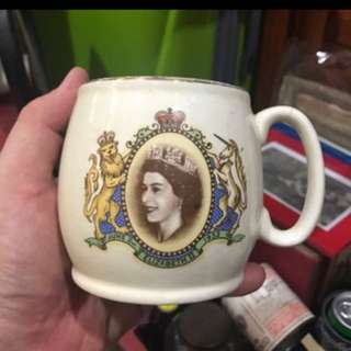 Queen Elizabeth II Mug for sale