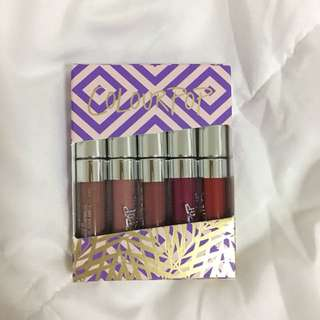 COLOURPOP Mini Ultra Matte Lipstick Set