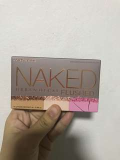 Naked Urban Decay - Flushed