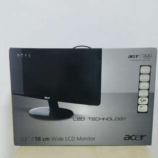 ACER 23 Inches Monitor