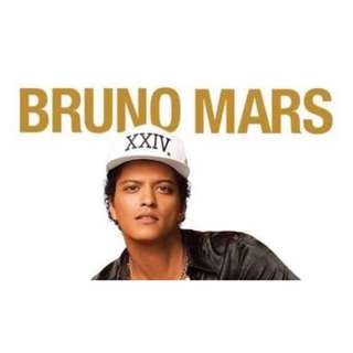 2x Bruno Mars Tickets Melbourne Show 10/03