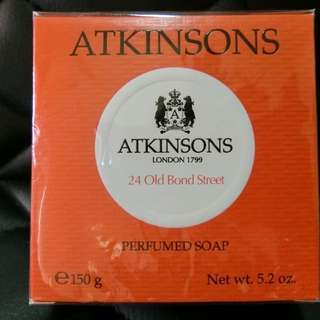 Atkinsons 24 Old Bond Street Perfume Soap