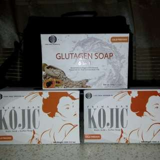GLUTAGEN SOAP 6in1