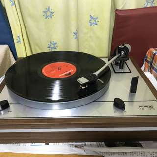 thorens 165 turntable