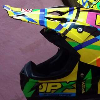 New Helmet Brand JPX