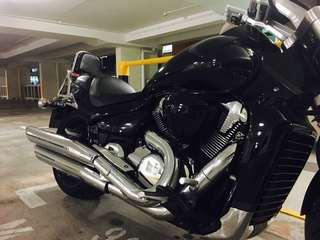 Suzuki Intruder 1800 (Sell / trade with HD)