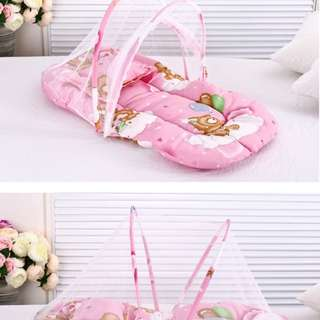Kasur bayi kelambu happy baby