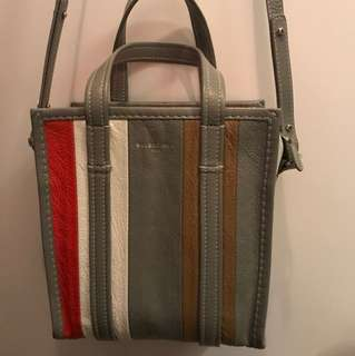 Balenciaga Bazar XS 90% New with receipt