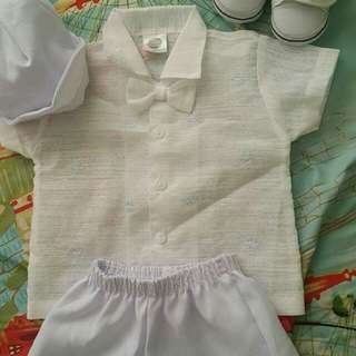Christening Outfit set