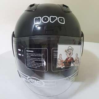 2002*** NOVA Matt Black Helmet For Sale 😁😁Thanks To All My Buyer Support 🐇🐇 Yamaha, Honda, Suzuki
