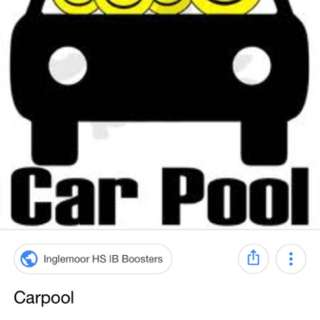Carpool - Bishan to Telok Ayer