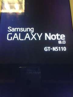 Samsung GALAXY Note 8.0 GT-N5110