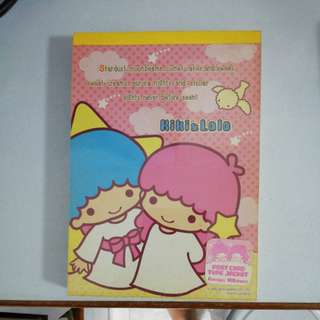 Little Twin Star Note Pad