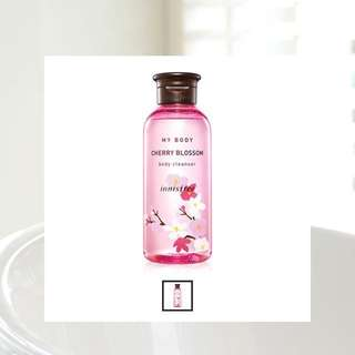 Innisfree Body Cleanser (Cherry Blossom)