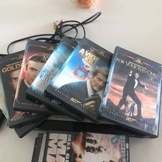 James Bond / mad max Collection