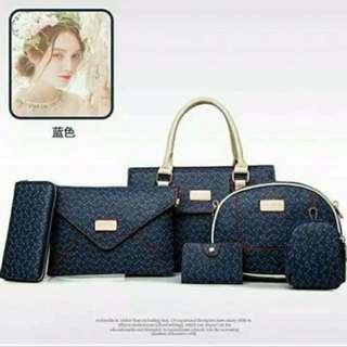 💋pre order 6 in 1 Bag 👜👜😍