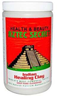 Aztec Secret Indian Healing Clay 2lb (908g) PREORDER