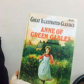 Anne of the green gable