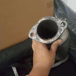 Civic EG Center Box Exhaust (Tabung Tengah)