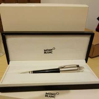 Montblanc fineliner pen 經典墨水筆