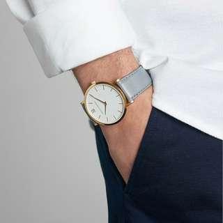 LARSSON & JENNINGS Lugano 40mm 皮帶錶