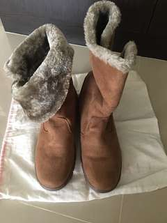 BN Winter Boots - Made in Korea