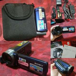 Sony Handycam DCR-SX45 COMPLETE PACKAGE