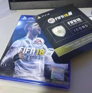 FIFA 18 seal