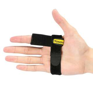 Trigger Finger Splint with an Extra Hook&Loop Tape, Original Finger Splint for Finger Stiffness,
