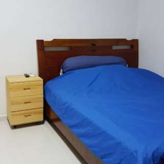 Spacious Master Bedroom for rent @ Jurong East