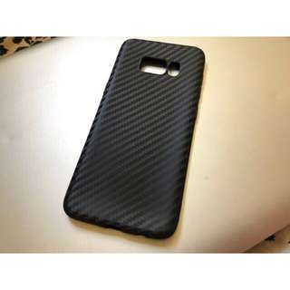 Samsung S8 Carbon Fiber Soft Case