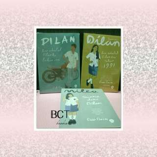 PAKET BUNDLING NOVEL DILAN MURAH