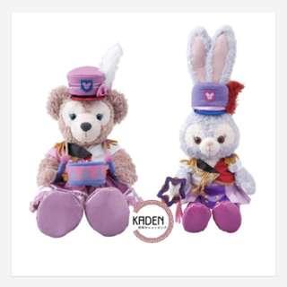 Duffy & Friends 4月限定品東京迪士尼海洋園