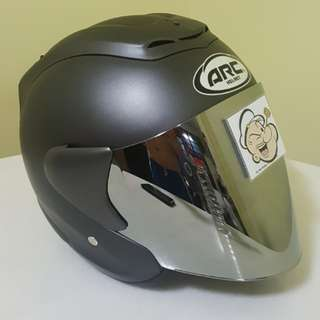 2002***ARC Ritz Helmet For Sale 😁😁Thanks To All My Buyer Support 🐇🐇 Yamaha, Honda, Suzuki