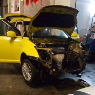 Suzuki swift sport Zc31 1.6 auto parts for sales