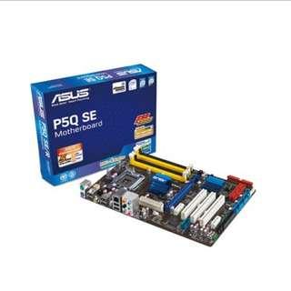 Asus Motherboard P5Q SE