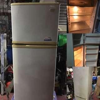 三洋 雙門冰箱