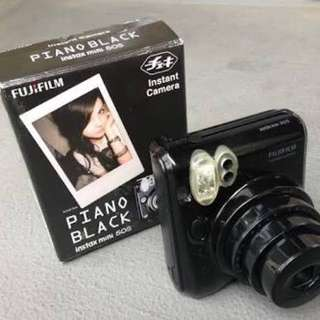 INSTAX 50s Piano Black