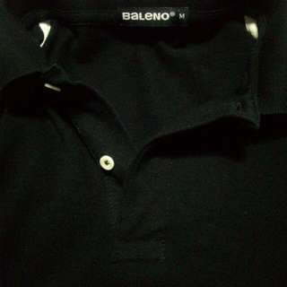 Baleno Polo Shirt Black