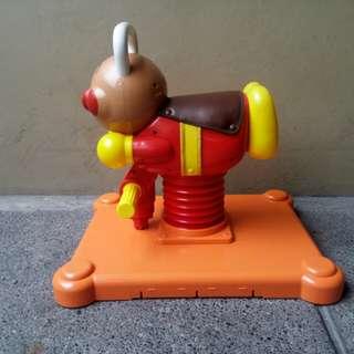 Anpaman rocking toy