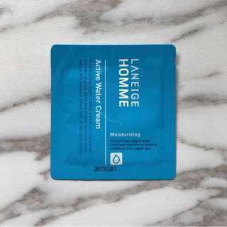 Laneige Homme Active Water Cream (1ml)