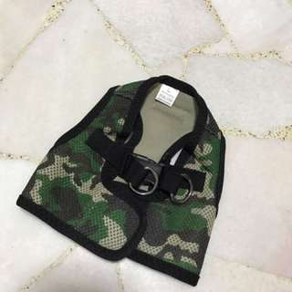 Dog Harness Camouflage