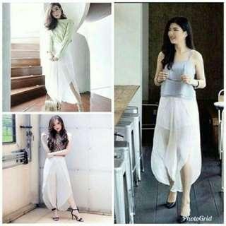 Sk celana hozen putih