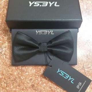 Men's bow tie - black