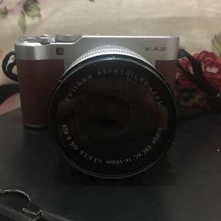 Jual Kamera Fujifilm X-A3