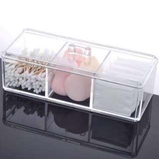Acrylic Cosmetic Case/Makeup/Beauty/Multi-purpose Organiser