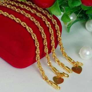 Rope Bracelet SOLID