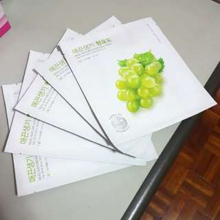[Green Grape] Nature Republic Hydrogel Mask