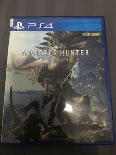 [Pre-Owned] Monster Hunter World